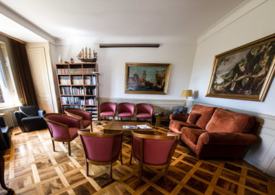 Champel - Salle de séjour 1